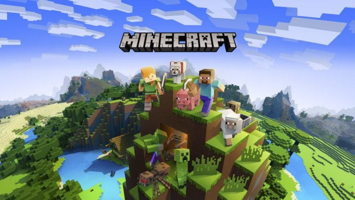 Minecraft Dungeon – 45 Minuten Gameplay