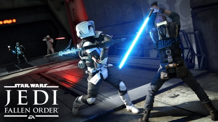 Star Wars: Jedi Fallen Order – Become a Jedi Trailer