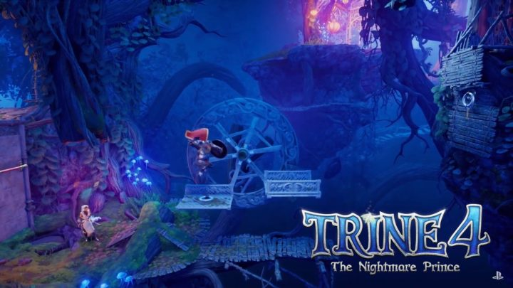 Trine 4: The Nightmare Prince – Das 3. DevDiary zeigt Gameplay Design