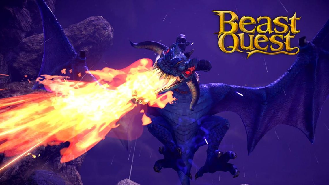 Beast Quest – Ab November für Nintendo Switch