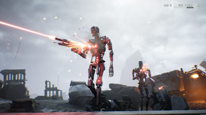 Review – Terminator: Resistance (Xbox One)
