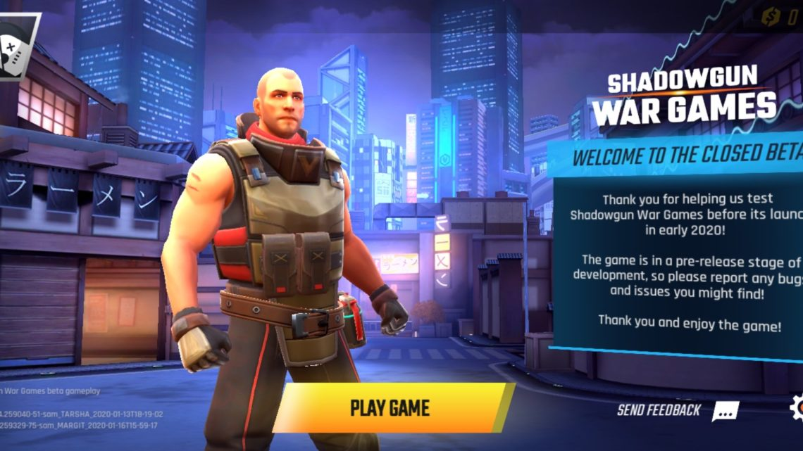Preview – Shadowgun: War Games (Android)