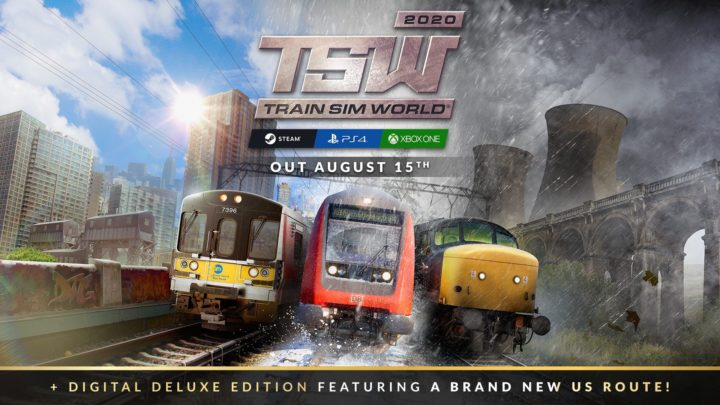 Review – Train Sim World 2020 (Xbox One)