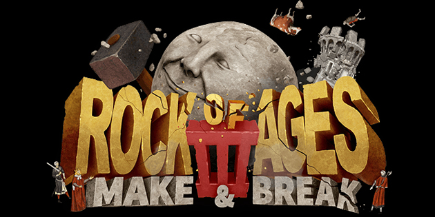 Rock of Ages 3: Make & Break – Release auf den 21. Juli verschoben
