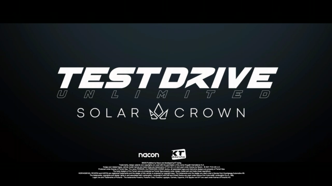 Test Drive Unlimited: Solar Crown – Back on the Road